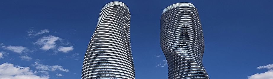 Two condos in Mississauga