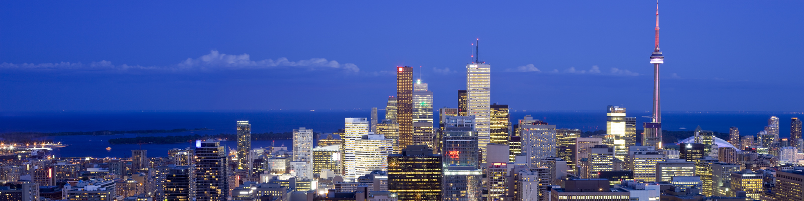 Downtown Mississauga and Toronto Condos