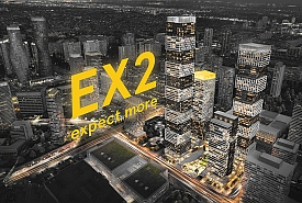 Exchange District 2 Condos in downtown Mississauga