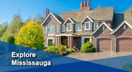 Explore Mississauga neighbourhoods, listings for sale, Mississauga property listings, find out neighbourhood information