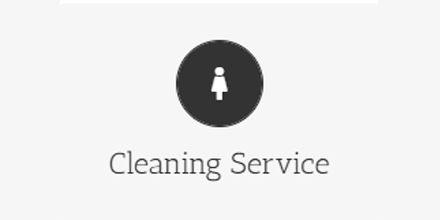 Complimentary Cleaning Service