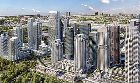 Avia Condos at Parkside Village in Mississauga - Builder New Condos in Mississauga
