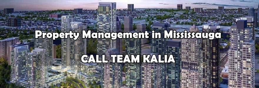 Property Management Services for Landlord Clients by Team Kalia Remax Realtors Mississauga